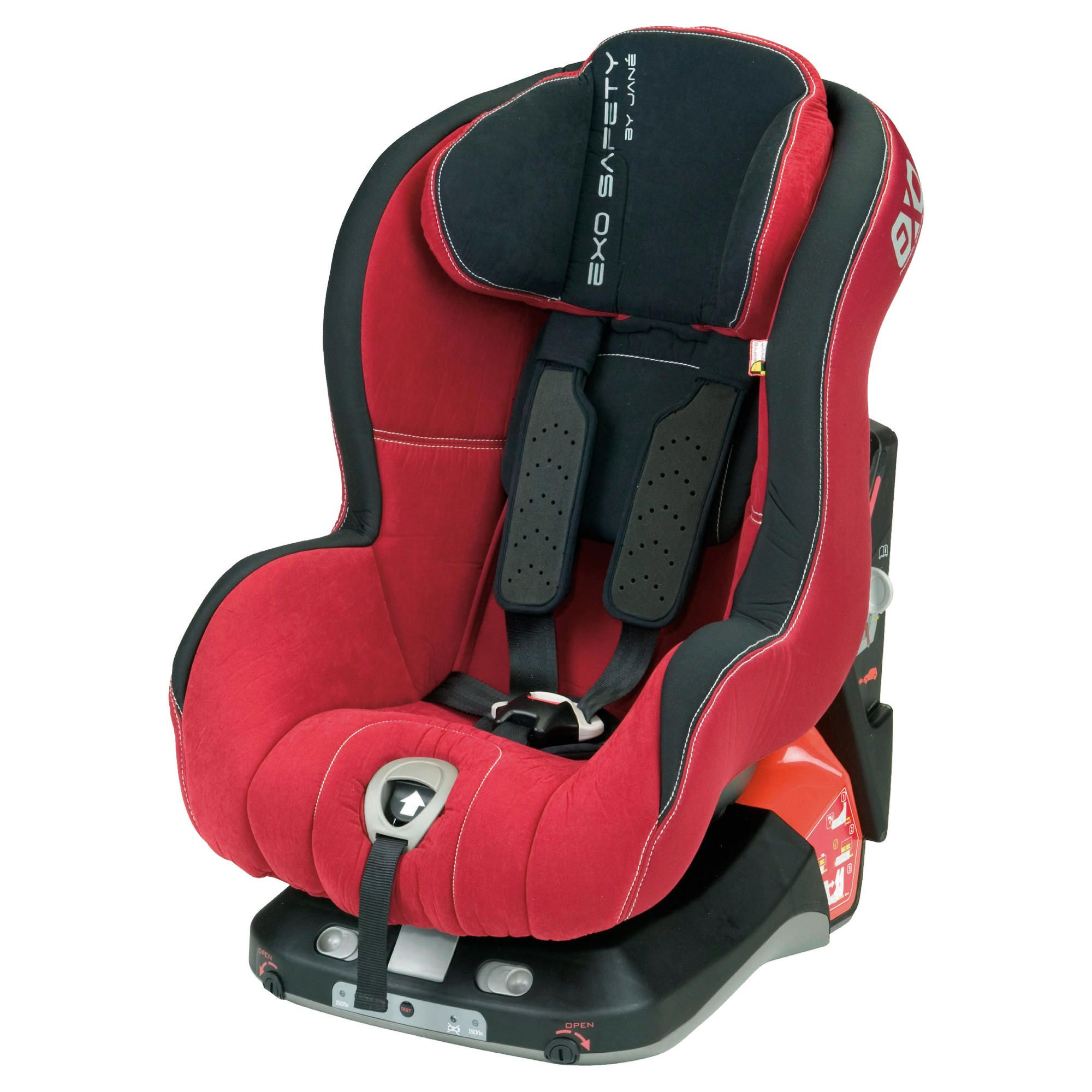 Jané Exo Car Seat, Group 1, Holland Garnet at Tesco Direct