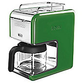 Kenwood K-Mix CM025  Boutique Coffee Machine - Green Filter