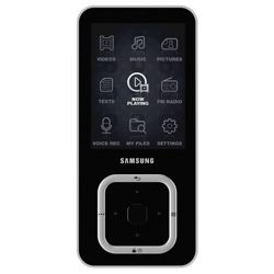 Samsung Q3 Mp3 8Gb Black/Silver