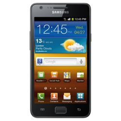 Tesco Mobile Samsung Galaxy SII Black