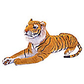 Melissa & Doug Tiger Giant Soft Toy