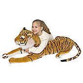 Giant Tiger Soft Toy