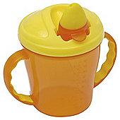 Vital Baby Free-flow Cup - Orange