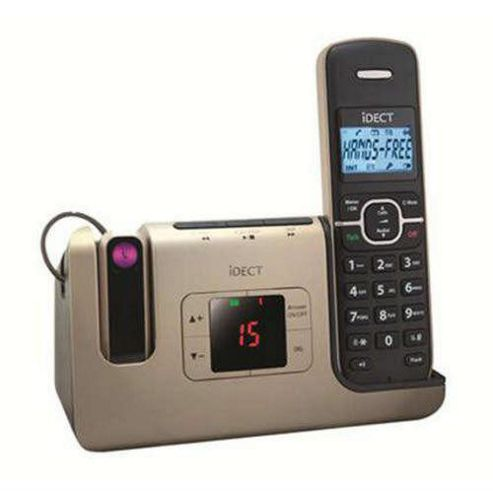 Binatone Dect Twin Handset & Headset