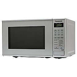 Panasonic NN-K181MMBPQ Microwave Oven with Grill 20L, Silver