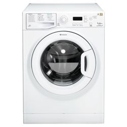 Hotpoint WMPF742P Washing Machine, 7kg Wash Load, 1400 RPM Spin, A++ Energy Rating. White