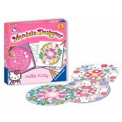 Hello Kitty Mandala Designer