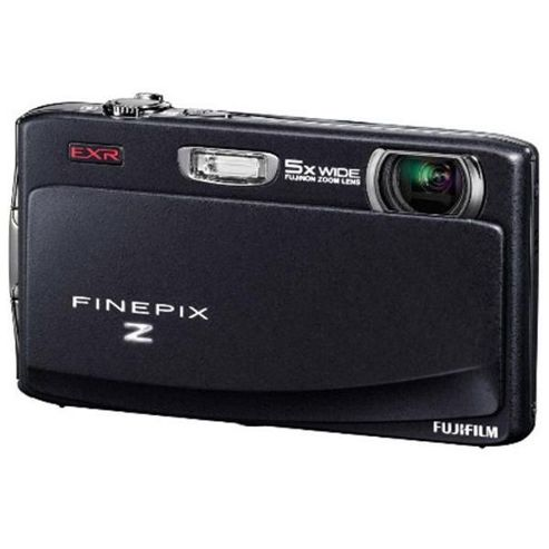 Fujifilm Finepix Z900EXR Digital Camera - Black (16MP, 5x Optical Zoom) 3.5 inch LCD Touch Screen