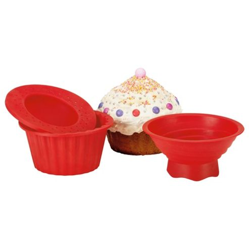 Tesco Large Silicone Cupcake Mould