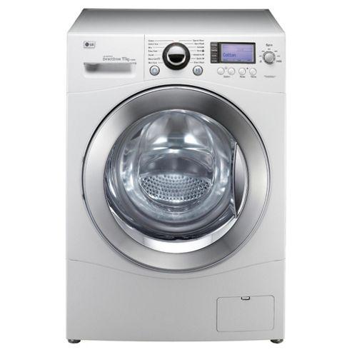 LG F1443KDS 11kg Steam Direct Drive Washing Machine