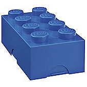 LEGO Storage Lunch Box 8 Blue