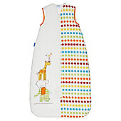 Grobag Baby Sleeping Bag, 6-18 Months, 2.5 Tog, Dotty Day Out