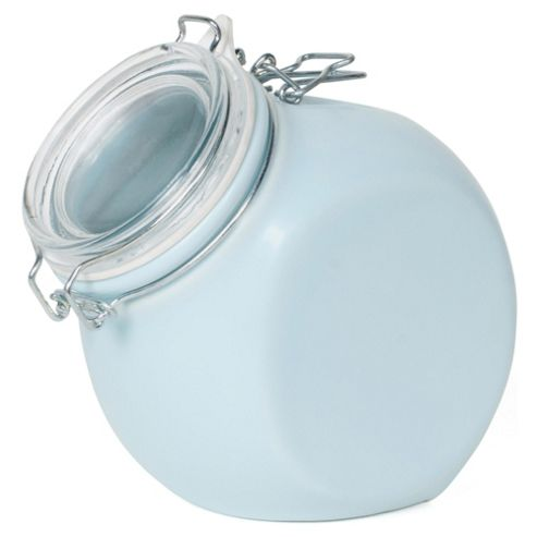 Nigella Lawson Living Kitchen 1.5L Storage Jar, Blue
