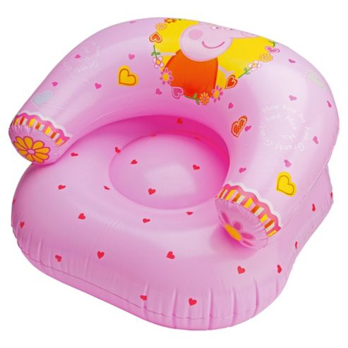 Inflatable chair Peppa Pig