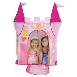 Disney Princess Castle Feature Tent
