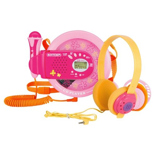 Bontempi Sd9771 Igirl Personal Cd Player