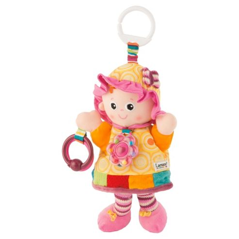 buy lamaze my friend emily doll from our baby activity. Black Bedroom Furniture Sets. Home Design Ideas