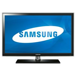 Samsung UE32D5000 32 inch Widescreen full HD 1080p 100hz LED TV with Freeview - Charcoal Black