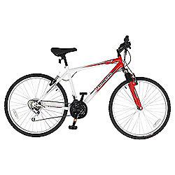 "Terrain Nevis 26"" Mens' Front Suspension Mountain Bike, 18"" Frame"