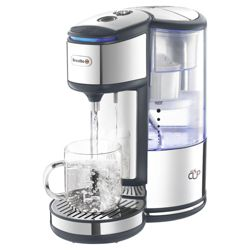 Breville VKJ367 Stainless Steel Brita Filtered Hot Cup