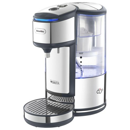 Breville Hot Cup Brita Water Dispenser, 1.8L - Black