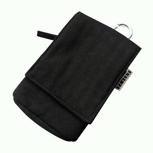 Samsung Fabric Mobile Bag Universal Black