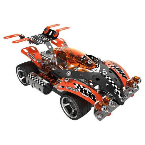 Meccano Turbo Remote Control Racing Car