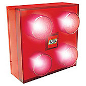 LEGO LED Brick Light Red