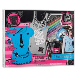 Monster High T-Shirt Design Set