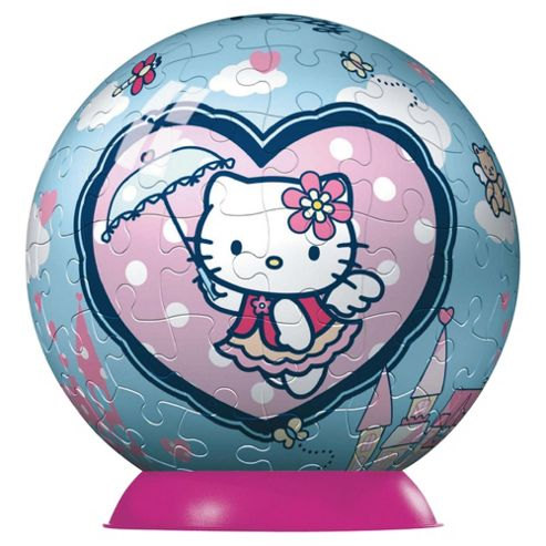 HELLO KITTY 108 Pieces Umbrella Puzzleball