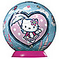 Hello Kitty, Umbrella Jigsaw Puzzleball, 108 Piece