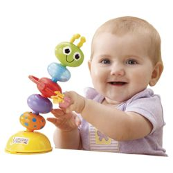 Lamaze Bendy Bug Highchair Toy