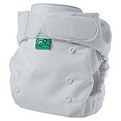 TotsBots Easyfit White Reusable Nappy