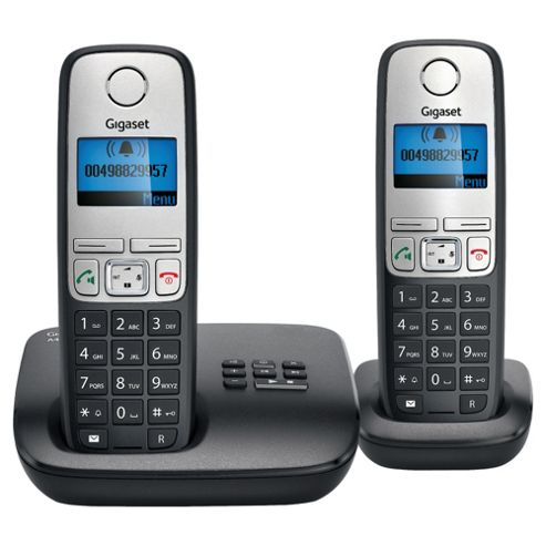 Gigaset A400A cordless Telephone - Set of 2