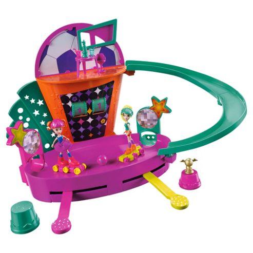 Polly Pocket Roller Soccer Playset