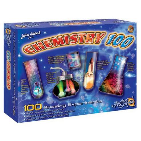 Action Science Chemistry Set
