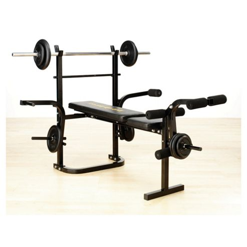 Buy Gold 39 S Gym Multi Purpose Bench W O Weight From Our Benches Range