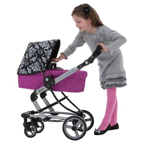 Mamas & Papas Toy Skate Damask Pram