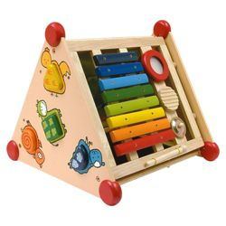 I'M Toy Multi Activity Center, wooden toy