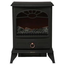 Pifco PE139 2kw Log Effect Fireplace