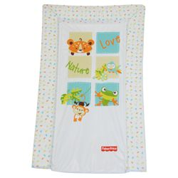 Fisher Price Animals of the Rainforest Changing Mat