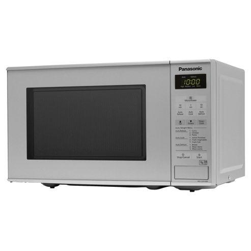 Panasonic NN-E281MMBPQ 20L Solo Microwave Silver