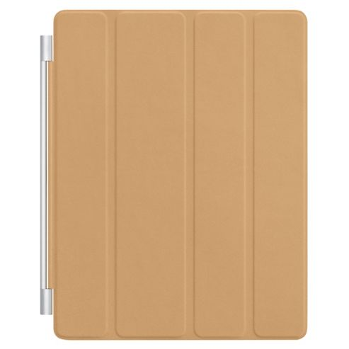 iPad Smart Cover - Leather - Tan
