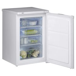 Whirlpool AFB601 Under Counter Freezer, Freezer Capacity: 88 Litres, Energy Rating A, Width 85.0cm. White