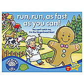 Orchard Toys Run, Run As Fast As You Can Educational Game
