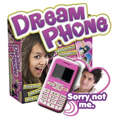 John Adams My Dream Phone Game