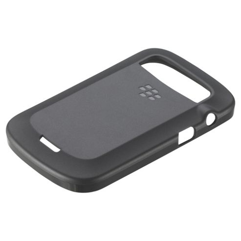 BlackBerry Bold Soft Plastic Case BlackBerry 9900/9930 Transparent Black