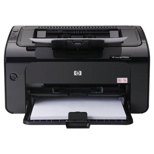HP P-1102w Wireless LaserJet Pro Mono  Laser Printer