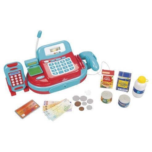 Carousel Cash Register