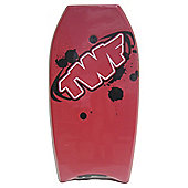 "TWF Boogie Board 42"" Red"